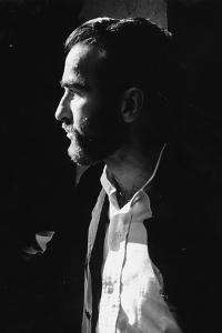 "Director John Huston's film "" Freud"" stars Montgomery Clift as psychoanalyst Sigmund Freud. by Erich Lessing"