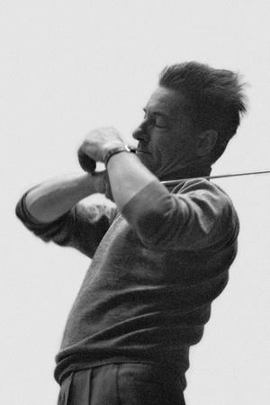 Herbert von Karajan conducting the Berlin Philharmonic. Berlin,1957.