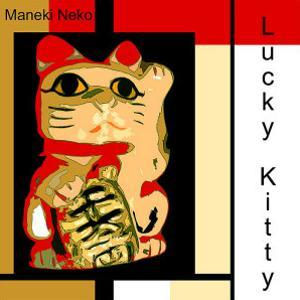 Maneki Neko the Lucky Kitty by erichan