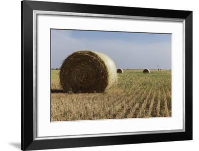 Erick, Oklahoma, USA. Route 66-Julien McRoberts-Framed Photographic Print