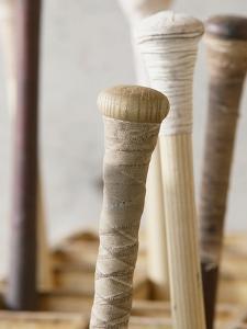 Baseball bats by Erik Isakson