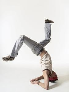 Break dancer by Erik Isakson