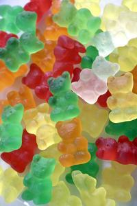 Jelly Babies by Erika Craddock