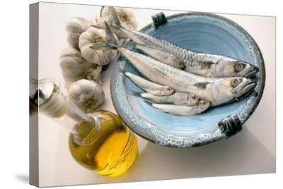 Plate of Mackerel