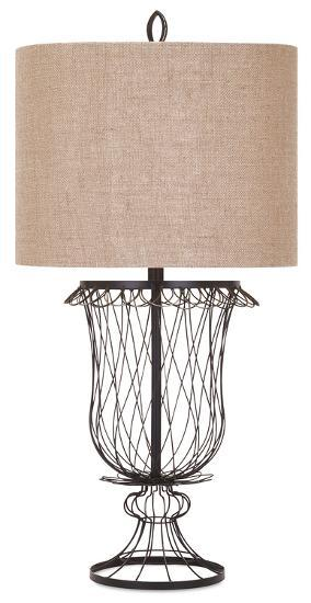 Erika Wire Urn Table Lamp--Home Accessories