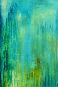 Blue Mountain Rain I by Erin Ashley