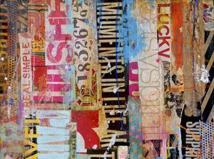 Metro Mix 21 I by Erin Ashley