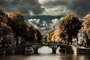 Amsterdam Bridge II by Erin Berzel
