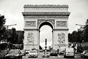 Ave Champs Elysees II by Erin Berzel