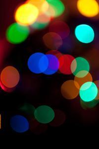 Colorful Bokeh by Erin Berzel