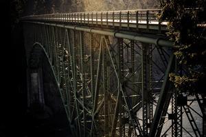 Deception Pass Bridge I by Erin Berzel