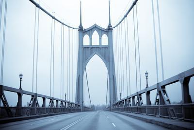 Eastbound on the Bridge II
