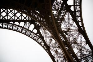 Eiffel Tower Framework I by Erin Berzel