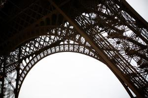 Eiffel Tower Framework II by Erin Berzel