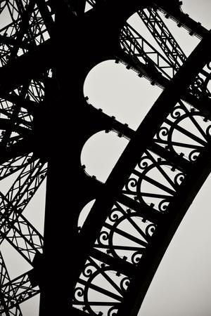 Eiffel Tower Latticework I