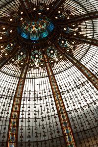 Galeries Lafayette I by Erin Berzel