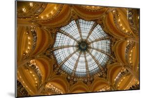 Galeries Lafayette IV by Erin Berzel