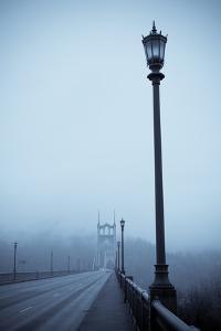 Light on the Bridge V by Erin Berzel