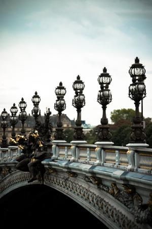 Pont Alexandre III by Erin Berzel