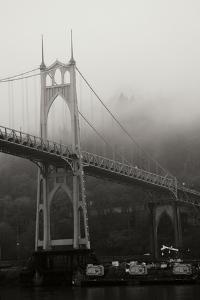 St. Johns Bridge I by Erin Berzel