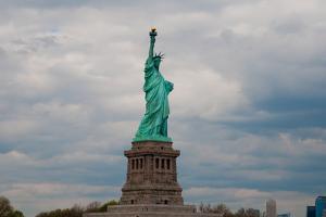 Statue of Liberty III by Erin Berzel