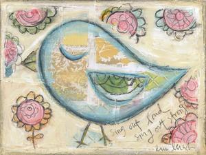 Blue Bird by Erin Butson