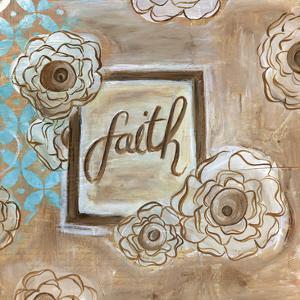 Faith Flowers by Erin Butson