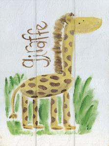 Giraffe by Erin Butson