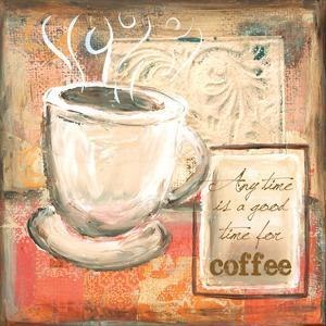 Good Time For Coffee by Erin Butson