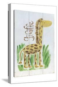Happy Giraffe by Erin Butson