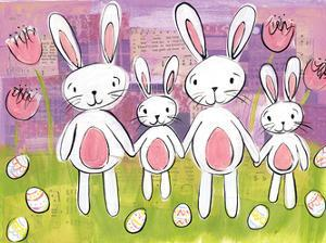 Happy Hopping by Erin Butson