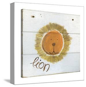 Happy Lion by Erin Butson