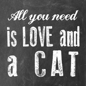 All You Need Cat by Erin Clark