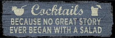 Cocktail Sign I