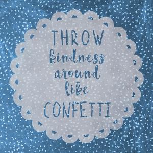 Confetti by Erin Clark