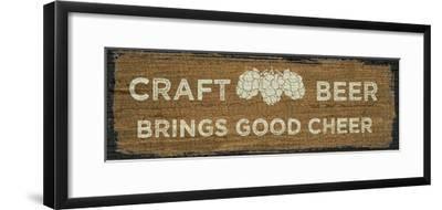 Craft Beer Sign I