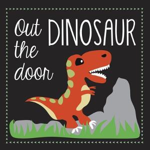 Dinosaur by Erin Clark