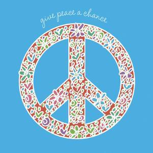 Give Peace a Chance by Erin Clark