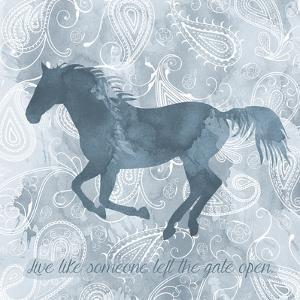 Horse Live by Erin Clark