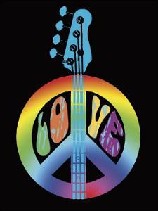Love Guitar by Erin Clark