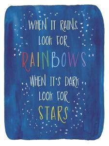 Rain-Stars by Erin Clark