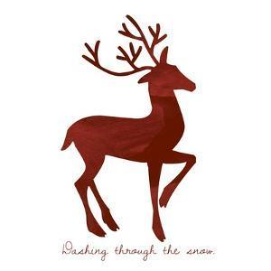 Reindeer 1 by Erin Clark