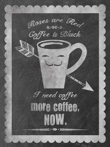 Roses Coffee by Erin Clark