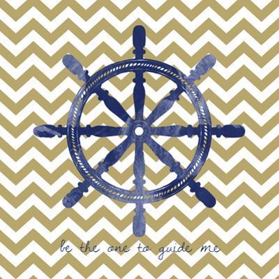 Ship Wheel 2 by Erin Clark