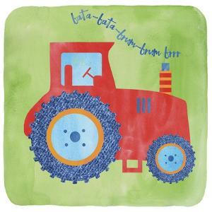 Tractor by Erin Clark