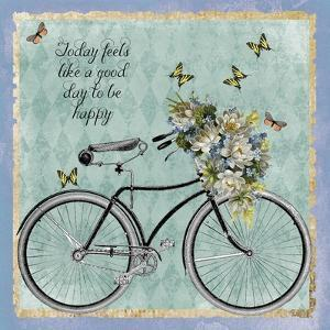 Vintage Bike by Erin Clark