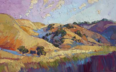Color Lush by Erin Hanson