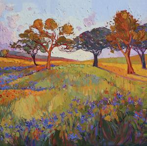 Colors of Brenham (center) by Erin Hanson