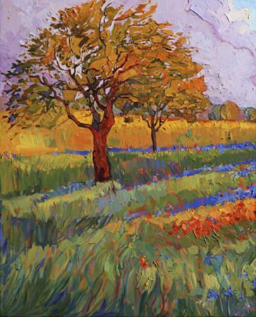 Colors of Brenham (left) by Erin Hanson