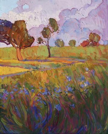 Colors of Brenham (right) by Erin Hanson